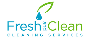 Fresh & Clean Cleaning Services Logo